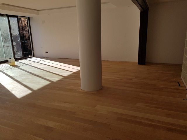 Instalación y barnizado de parquet en Madrid