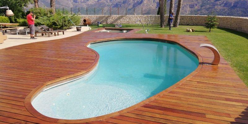 Restauración de tarima de madera en Alicante